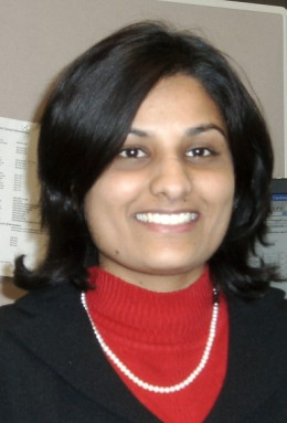 Lata Agarwal, CPA, Senior Accountant